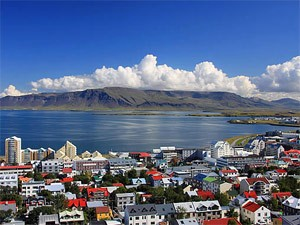 Ihr Retreat Urlaub beginnt in Reykjavik