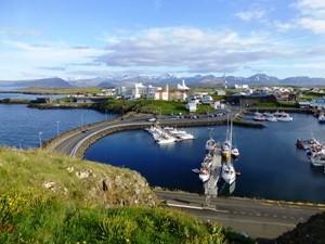 Island Rundreise Auto island-snaefellsnes-halbinsel-stykkisholmur