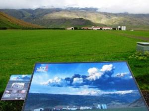 Island Reise - Als Erinnerung an die Aschewolke von 2010