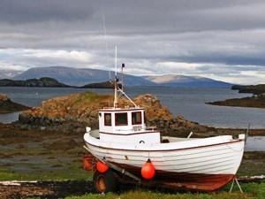 Unterwegs in den isländischen Fjorden in Strandir