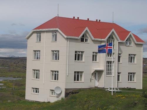 Ihr Hotel am Mývatn See