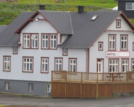 Ihr Hotel in den Ostfjorden