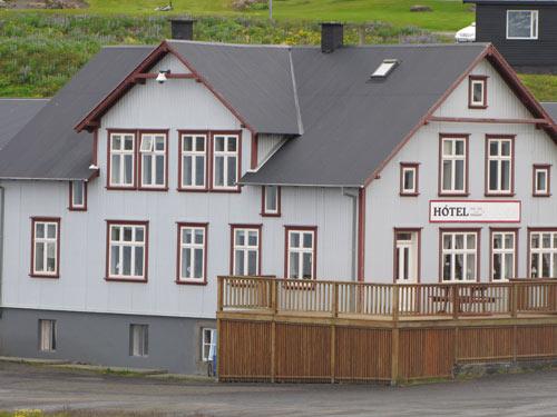 Ihr Hotel in den Ostfjorden in Island