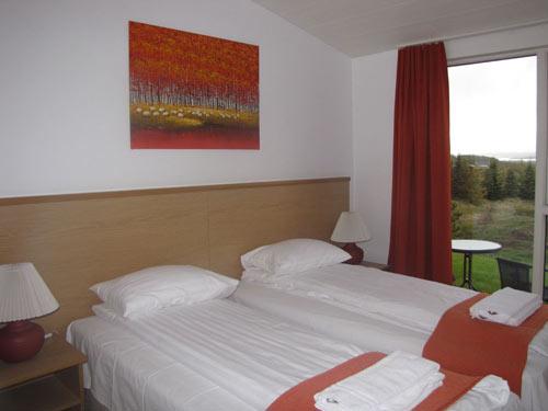 Ihr Hotelzimmer in den Ostfjorden in Island