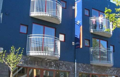 Ihr Hotel in Reykjavik