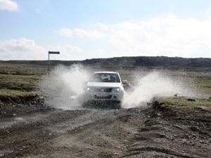 Mit dem Mietwagen durch Island