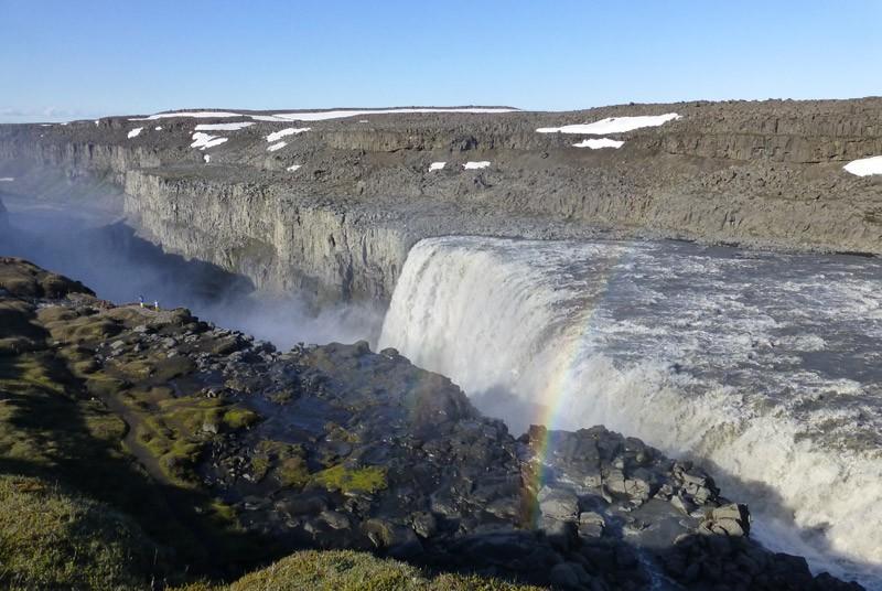 Warum nach Island reisen? Dettifoss Wasserfall