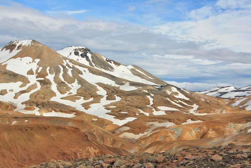 Warum nach Island reisen? Hochland Kerlingafjöll
