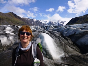 Gletscherwanderung Vatnajökull