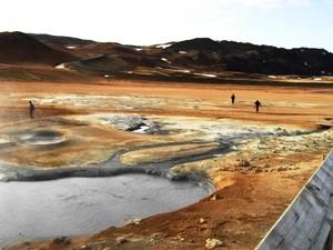 Island Urlaub island-myvatn-brodelnde-tuempel