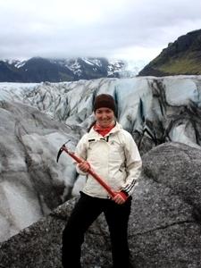 Gletscherwanderung Skaftafell Nationalpark
