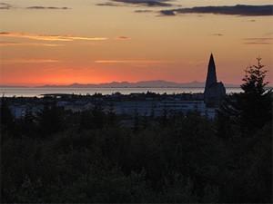 Abschied von Reykjavik