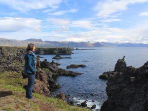 Island Rundreise Auto island-snaefellsnes-hellnar-arnarstapi-wanderung