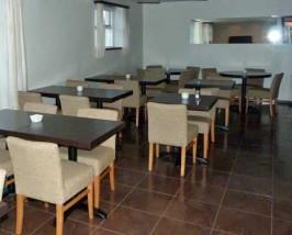 Frühstücksraum im Hotel in Akureyri