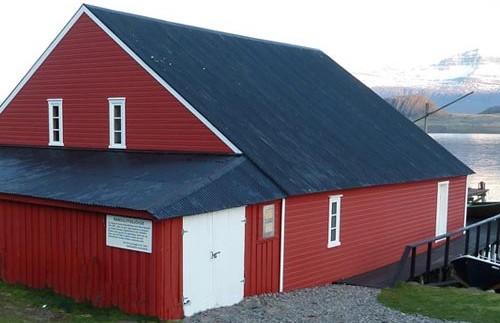 Hotel in den Ostfjorden