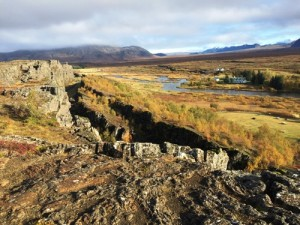 Thingvellir Nationalpark am Golden Circle
