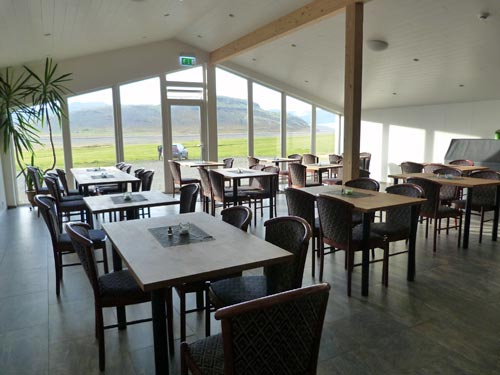 Wandern Island Restaurant Region Höfn