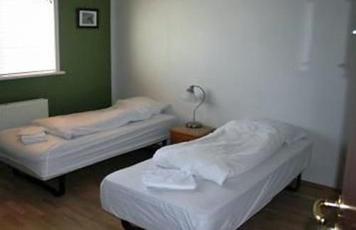 Hotelzimmer in den Westfjorden