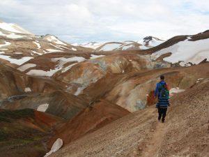 Island Wandern in Kerlingafjöll