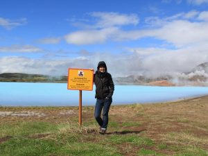 Myvatn Thermalbecken