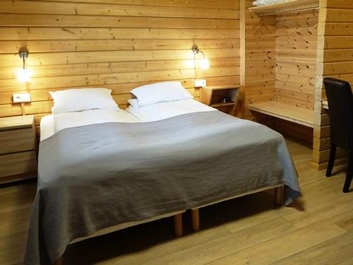 Hotelzimmer in der Strandir Region