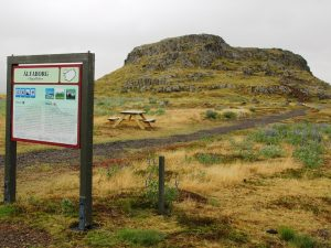 Elfen in Borgarfjörður eystri