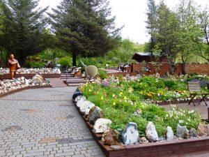 Borgarfjördur Petras Steinmuseum in den Ostfjorden