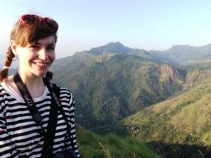 Wanderung zum Little Adams Peak bei Ella
