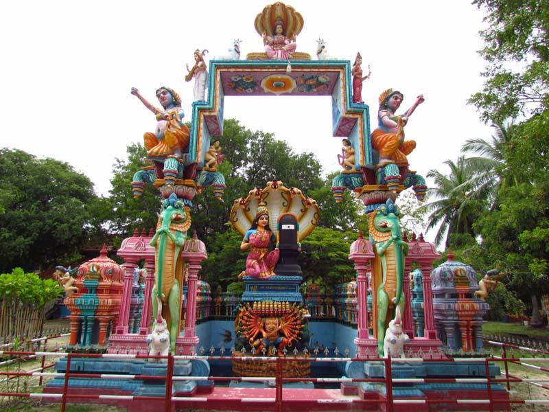 Hinduistische Tempel