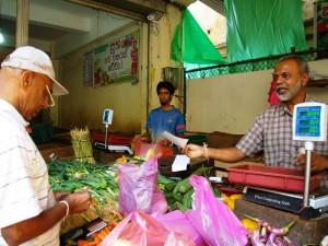 Die Währung in Sri Lanka ist die Sri Lankan Rupie