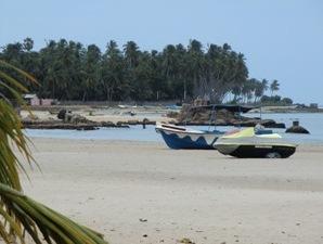 Strand von Trincomalee