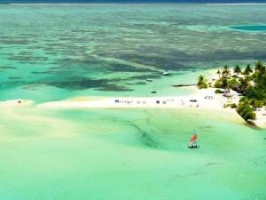 Paradiesische Strände der Malediven