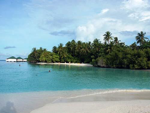 Das kleine Atoll