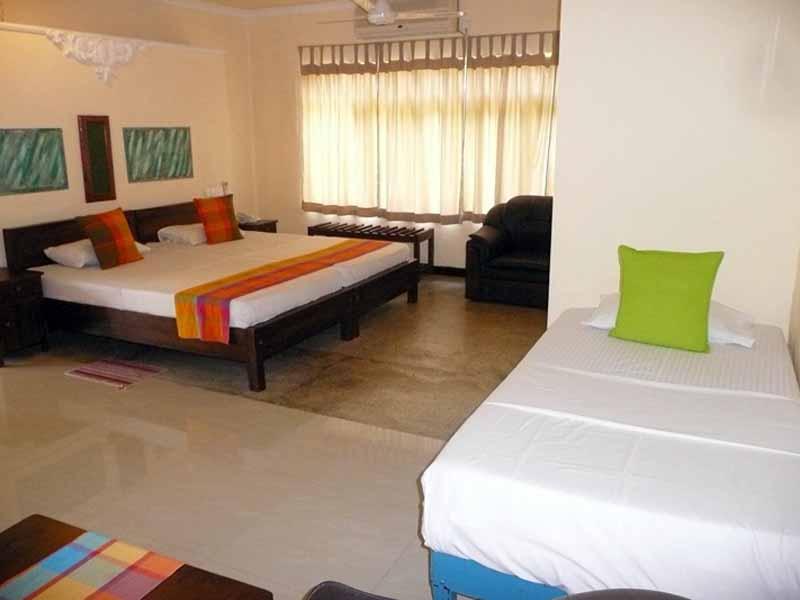 Gemütliche und liebevoll eingerichtete Zimmer