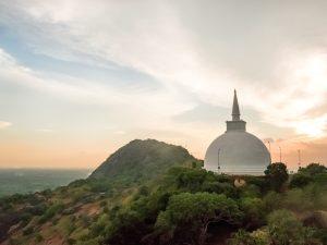 Anuradhapura spielt eine wichtige Rolle in der Geschichte von Sri Lanka