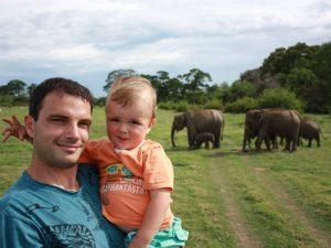 Gemeinsam mit der Familie nach Sri Lanka reisen
