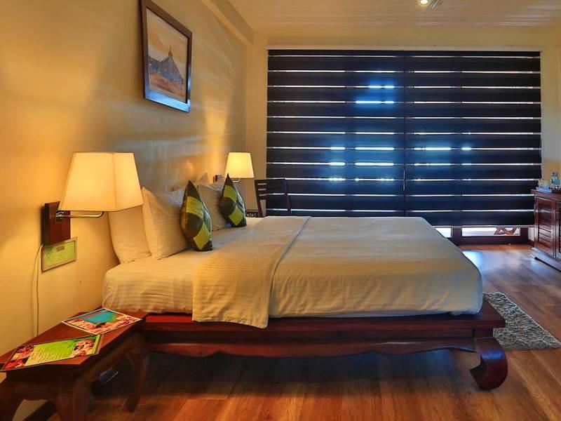 Komfortables Zimmer in Unawatuna