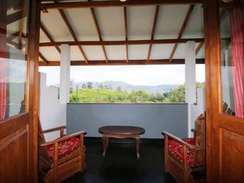 Ihr Balkon in Ella
