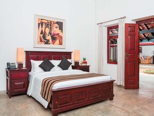 Gemütliches Zimmer in Jaffna