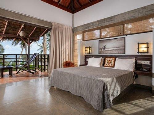 Ein komfortables Zimmer in Tangalle