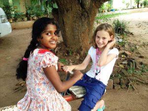 Sri Lanka mit Kindern