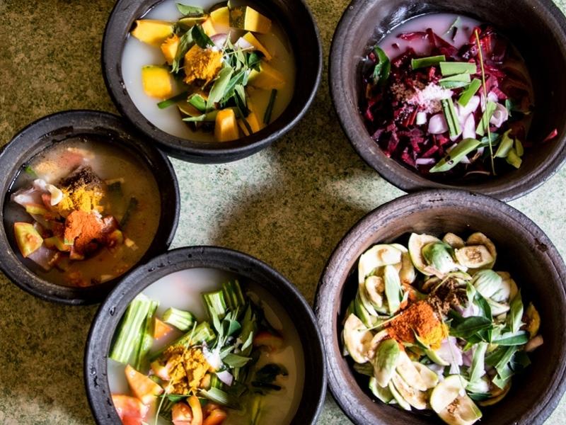 Kulinarische Vielfalt in Sri Lanka