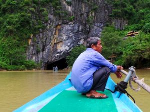 Bootstour im Phong Nha Ke Bang Nationalpark