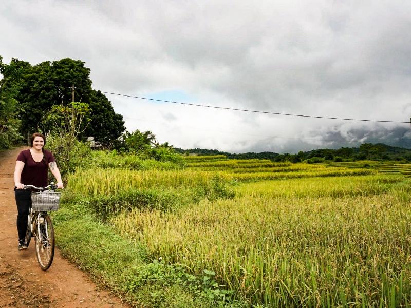 Fahrradtour im Phong Nha Ke Bang Nationalpark