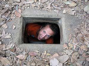 Die Cu Chi Tunnel entdecken