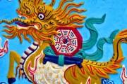 Drachen, Mythen, Mekong Delta