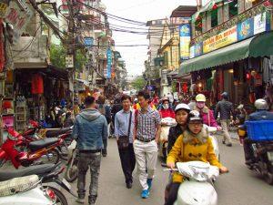 Altstadt von Hanoi