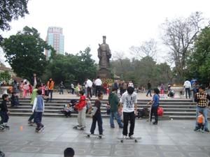 Den Tag auf vietnamesische Art genießen