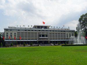 Ho-Chi-Minh-Stadt: Wiedervereinigungspalast