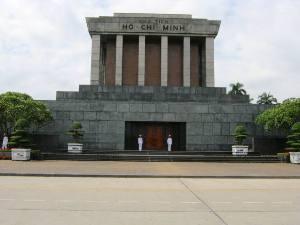 Mausoleum in Hanoi